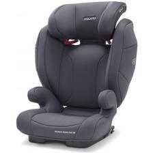 Столче за кола Recaro - Monza Nova Evo Sf, 15-36 kg, Simply grey -1