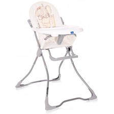 Столче за хранене Lorelli - Мarcel, Grey Elephant
