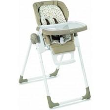 JANE Стол за хранене MILA Crema -1