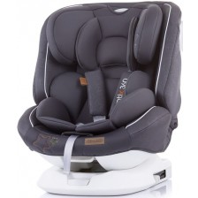 Столче за кола Chipolino - Ротикс 360, 0-36 kg, с Isofix, мъгла -1