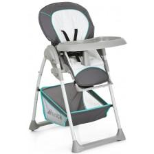 Столче за хранене 2 в 1 Hauck - Sit'n Relax, Hearts -1