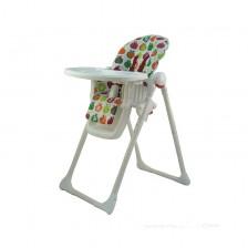 Стол за хранене Azaria - Feed Me Deli, розов -1