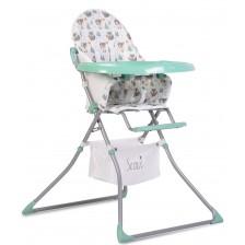 Стол за хранене Moni - Scaut, мента -1