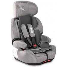 Столче за кола Lorelli - Iris IsоFix, Grey, 9-36 kg -1