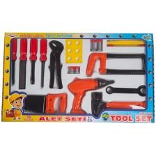 Детски строителни инструменти Pilsan -1