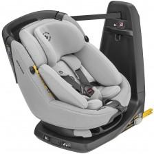 Столче за кола Maxi-Cosi - Axissfix Plus, 0-18 kg, с IsoFix, Authentic Grey -1