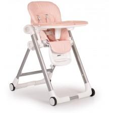 Столче за хранене Cangaroo - Brunch, Розово -1