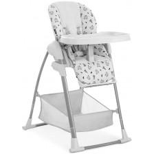Столче за хранене Hauck - Sit 'n Relax 3 в 1, Nordic grey -1