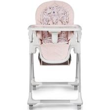 Столче за хранене KinderKraft Lastree розово -1