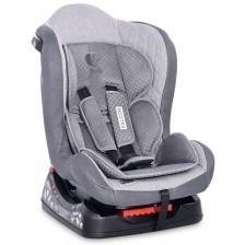 Столче за кола Lorelli - Falcon, Grey, 0-18 kg -1