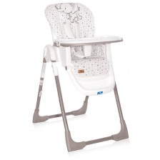 Столче за хранене Lorelli - Dalia Beige Bear -1