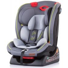 Столче за кола Chipolino - Тракс Релакс, сиво -1