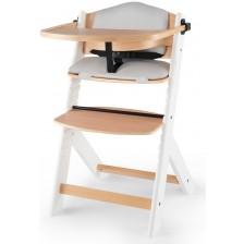 KinderKraft столче за хранене + възглавница ENOCK бяло -1
