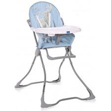 Столче за хранене Lorelli - Мarcel, Tender Blue Fun -1