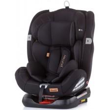 Столче за кола Chipolino - Journey 360, 0-36 kg, с Isofix, карбон -1