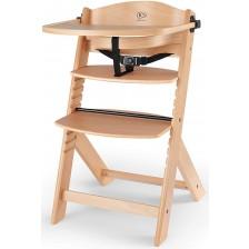 Столче за хранене KinderKraft - Enock, дървено -1