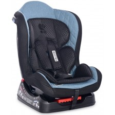 Столче за кола Lorelli - Falcon, Brittany Blue, 0-18 kg -1