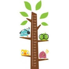 Стикер за измерване на височина Mycey  - дърво -1