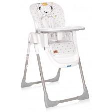 Столче за хранене Lorelli - Dalia Grey Bear -1