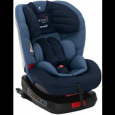 Столче за кола Brevi - Kimi, 0-25 kg, с IsoFix, Blue Sky -1