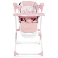 Столче за хранене Lorelli - Ventura, Pink -1