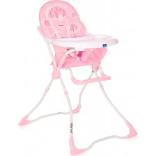 Столче за хранене Lorelli - Мarcel, Pink Hearts -1