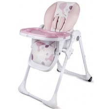 Столче за хранене KinderKraft Yummy - Розово