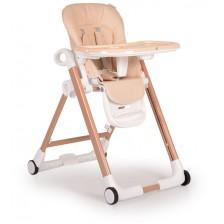 Столче за хранене Cangaroo - Brunch, Бежово -1