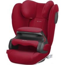 Стол за кола Cybex - Pallas B2-fix+, 9-36 kg, с Isofix, dynamic red -1