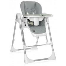 Столче за хранене-люлка Lorelli - Camminando, Grey -1