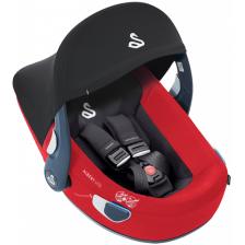 Swandoo Стол за кола Albert Lite Berry Red -1