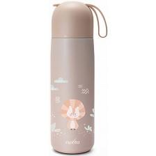 Термос Nuvita - 400 ml, розов -1