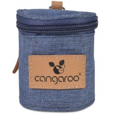 Термочанта за чесалки и биберони Cangaroo - Celio, синя -1