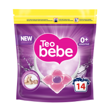 Teo Bebe Капсули за пране 14 бр. Cotton Touch -1