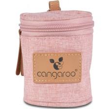 Термочанта за чесалки и биберони Cangaroo - Celio, Розова -1