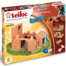 Творчески конструктор Teifoc - Замък / Къща -1