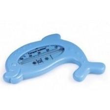 Термометър за баня Canpol - Делфин, син -1