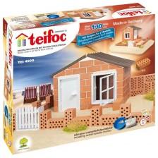 Творчески конструктор Teifoc - Лятна вила -1