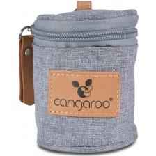 Термочанта за чесалки и биберони Cangaroo - Celio, сива -1