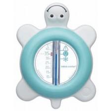 Термометър за вода Bebe Confort - Water world, костенурка -1