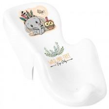 Подложка за къпане Tega Baby Wild & Free - Слонче -1