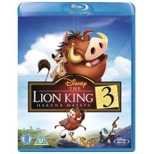 The Lion King 3: Hakuna Matata (Blu-Ray)