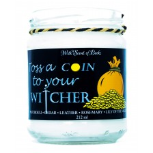 Ароматна свещ The Witcher - Toss a Coin to Your Witcher, 212 ml -1
