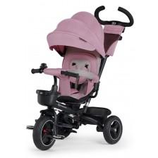 Детска триколка Kinderkraft - Spinstep, розова -1