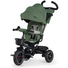 Детска триколка Kinderkraft - Spinstep, зелена -1