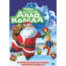 Трябва да хванем Дядо Коледа (DVD)