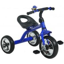 Триколка-велосипед Lorelli - А28, Blue and black -1