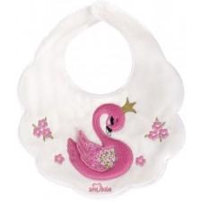 Цветен лигавник Sevi Baby - лебед -1