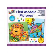 Творчески комплект Galt - Моите първи мозаечни картинки -1