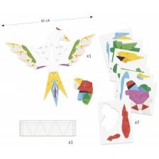 Творчески комплект Djeco - Шаблони за оцветяване -1